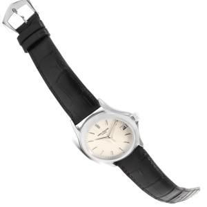 Patek Philippe Calatrava 5107G Mens 37mm Watch