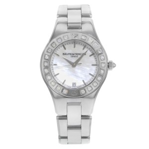 Baume & Mercier Linea 10072 32mm Womens Watch