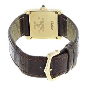 Cartier Tank Francaise 1821 25mm Womens Watch