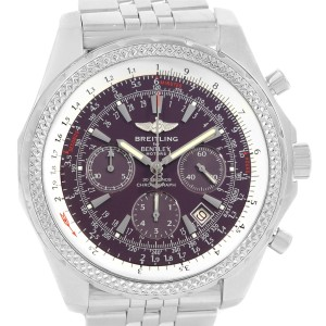 Breitling Chronograph A25362 49mm Mens Watch