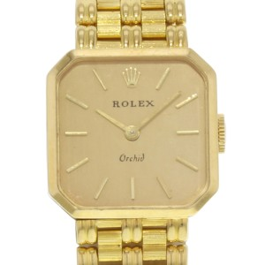 Rolex Orchid 2663 20mm Womens Watch