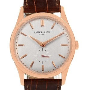 Patek Philippe Calatrava 5196R 37mm Mens Watch
