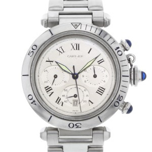 Cartier Pasha W31018H3 38mm Unisex Watch