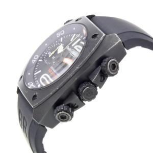 Bell & Ross Marine BR0294-CHR-BL-CA 44mm Mens Watch