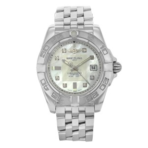 Breitling Galactic A71356/A708-367A 32mm Womens Watch