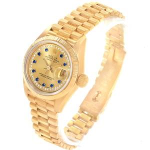 Rolex President 69038 26mm Womens Watch