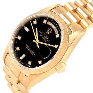 Rolex Day-Date 18238 36mm Mens Watch