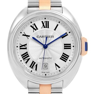 Cartier Cle W2CL0002 40mm Mens Watch