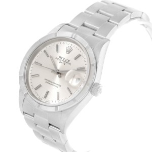 Rolex Date 15210 34mm Mens Watch