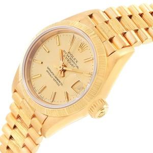 Rolex Datejust 69278 26mm Womens Watch