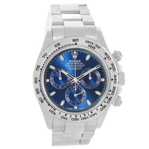 Rolex Cosmograph Daytona 116509 40mm Mens Watch