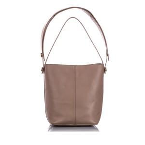 Small Kite Leather Satchel
