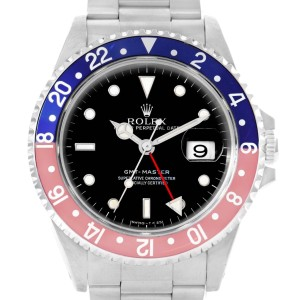 Rolex GMT Master 16700 40mm Mens Watch