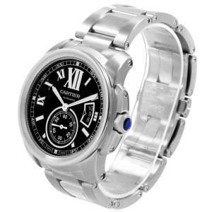 Cartier Calibre De Cartier W7100016 42mm Mens Watch