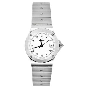 Movado Model 3989469 Stainless Steel Ladies Watch