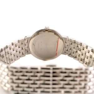 Movado Model 84 A1 1835 Stainless Steel Bracelet Silver Dial Ladies Watch