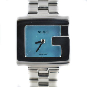 Gucci 3600 L Mother of Pearl Stainless Steel Quartz Ladies Watch