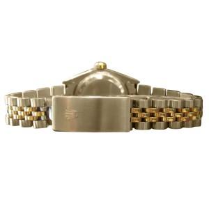Rolex Datejust 25mm Yellow Gold, Stainless Steel & Diamond Watch