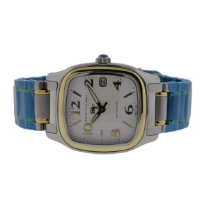 David Yurman Thoroughbred Two Tone Men's Watch