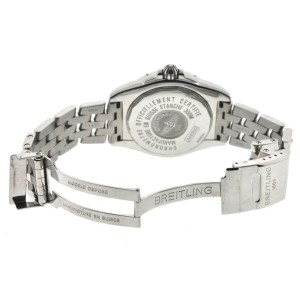 Breitling A49350 Windrider Cockpit Stainless Steel Automatic Watch