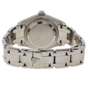Rolex 80319 Pearlmaster Masterpiece 40mm 18K White Gold Diamond Watch