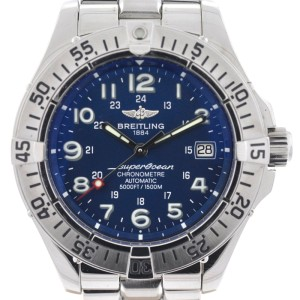 Breitling SuperOcean A17360 Automatic Stainless Steel Watch