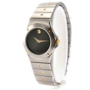 Movado Model 86.36.816.02 With Stainless Steel Ladies Watch