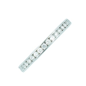 Tiffany & Co Platinum Diamond Ring