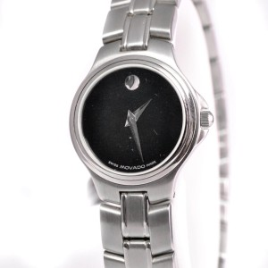 Movado Women's 84-E3-828 stainless steel Quartz Watch