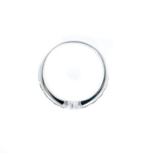 White White Gold Diamond Womens Ring