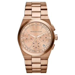 Michael Kors MK5927 Channing Chronograph Rose Gold-tone Analog Women's Watch