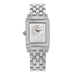Jaeger LeCoultre Reverso 266.8.44 21mm Womens Watch