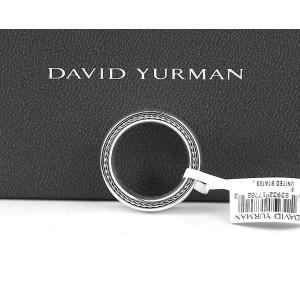 David Yurman Sterling Silver Streamline Band Ring
