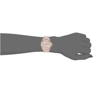 Michael Kors MK6175 Mini Blair Rose Gold-Tone 39mm Womens Watch