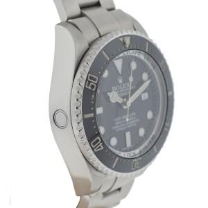 Rolex 116660 Deepsea Sea-Dweller Stainless Steel Watch
