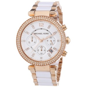 Michael Kors MK5774 Rose Gold Tone Stainless Steel 39mm Womens Watch