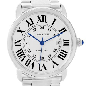 Cartier Ronde Solo W6701011 42mm Mens Watch