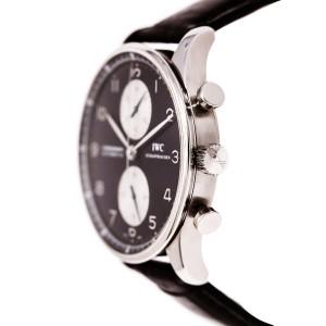 IWC Schaffhausen IW3714-04 Stainless Steel 41mm Mens Watch