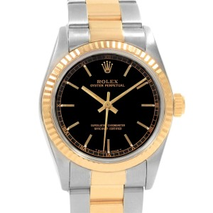 Rolex Oyster Perpetual 67513 31mm Womens Watch