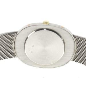 Audemars Piguet 18K White Gold Manual 27mm Unisex Vintage Watch