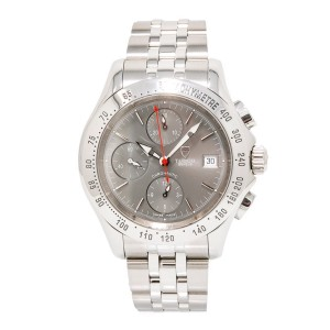 Tudor Chronautic 79380P Stainless Steel with Gray Dial Automatic 39mm Mens Watch