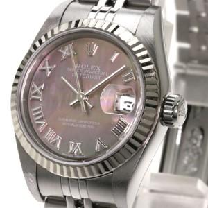 Rolex Datejust 79174NR 26mm Womens Watch