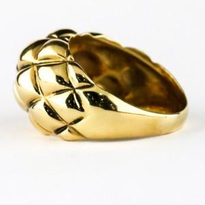 Chaumet Yellow Gold Womens Ring
