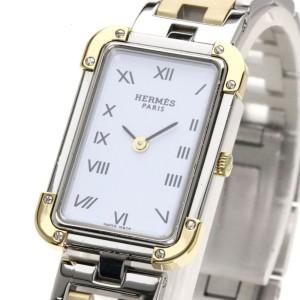 Hermes Close Azure CRI.220 18mm Womens Watch