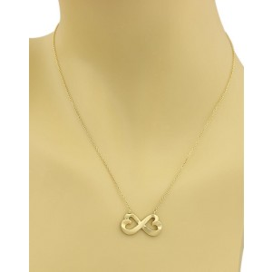 Tiffany & Co. 18K Yellow Gold Paloma Picasso Pendant Necklace