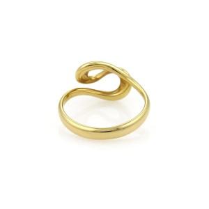 Tiffany & Co. Peretti 18K Yellow Gold Ring Size 5