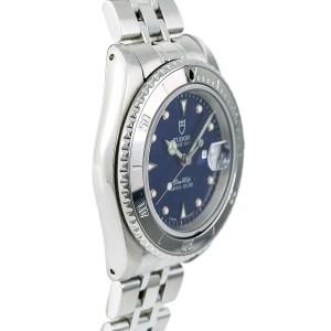 Tudor Prince Date Submariner 73190 Mens 34mm Watch