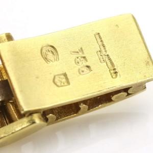 Vintage Ladies Audemars Piguet 18k Gold Watch