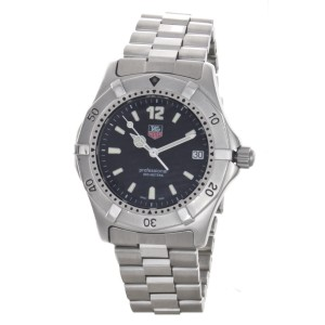 Tag Heuer Professional WK110 38mm Mens Watch