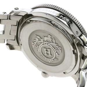 Hermes Clipper CL7.710 37.7mm Mens Watch